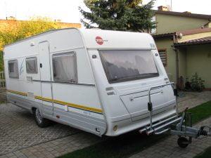 BURSTNER 480 TK SPORTIV