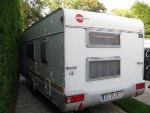 BURSTNER 490 TK SPORTIV