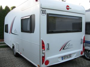 BURSTNER AVERSO PLUS 510 TK