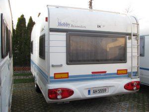 Hobby De Luxe 495