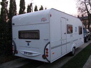 Knaus Sport 500